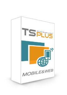 TsPlus MOBILE&WEB
